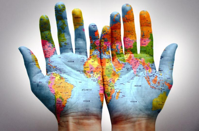 La conciencia de una sola tierra : Activismo