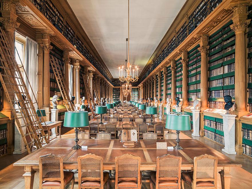 bibliotecas increibles
