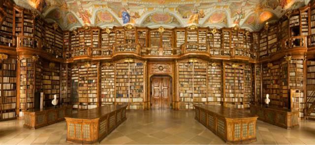 bibliotecas asombrosas