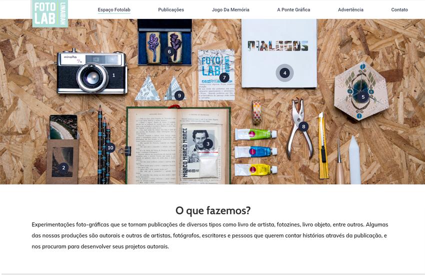 diseñador de sitios web