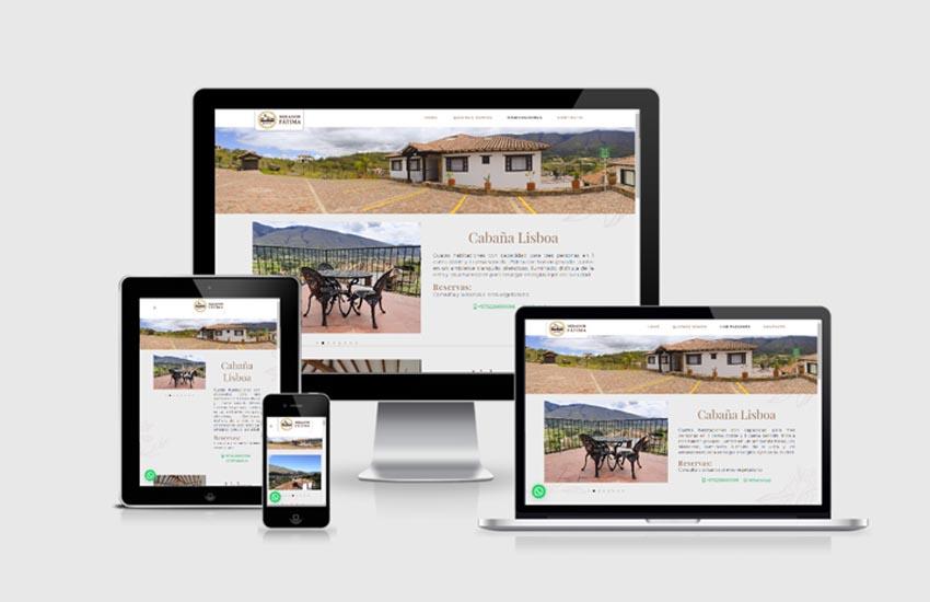 diseño de sitios web profesionales
