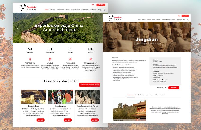 sitios web turismo