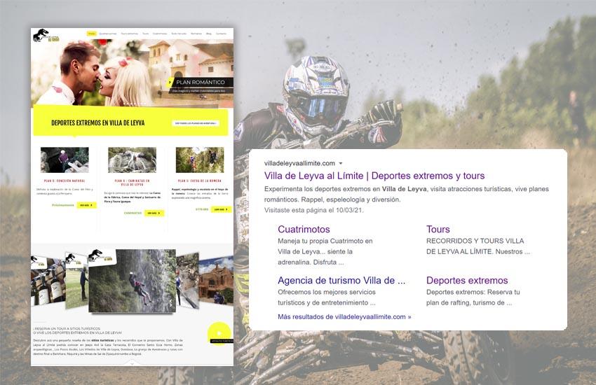 sitios web villa de leyva
